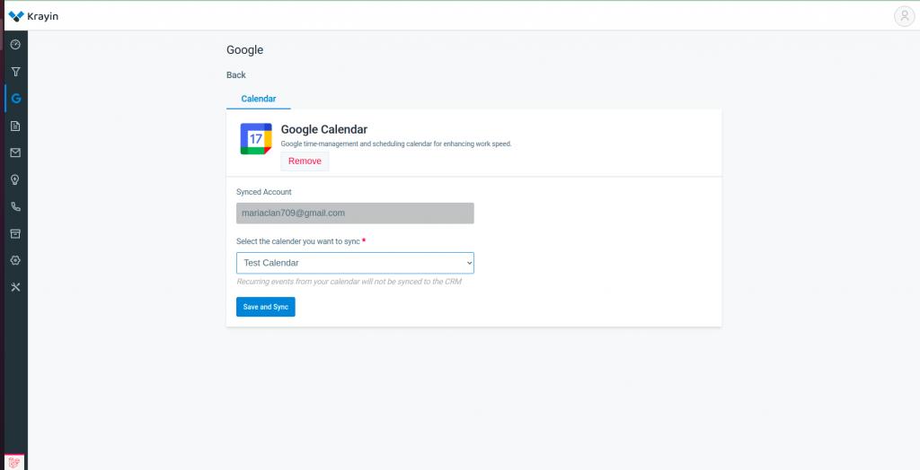 Installation -process - Of -Synchronization - Google -Calendar -with - Laravel - CRM